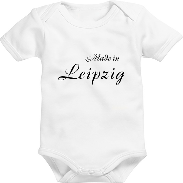 Baby Body: Made in Leipzig