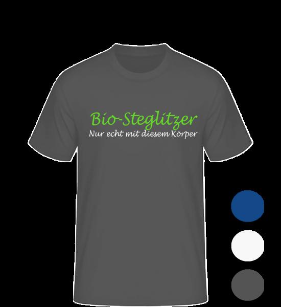 T-Shirt Bio-Steglitzer