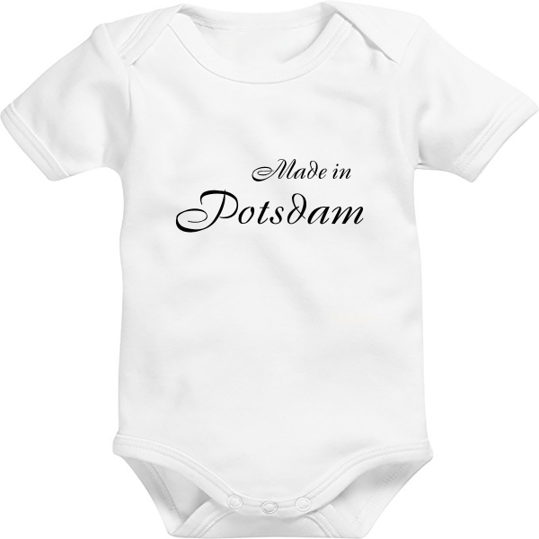 Baby Body: Made in Potsdam