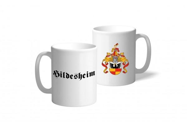 Tasse Wappen: Hildesheim