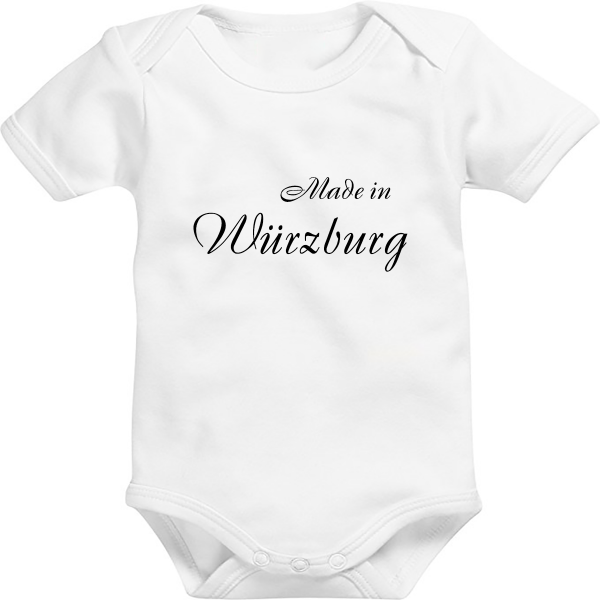 Baby Body: Made in Würzburg