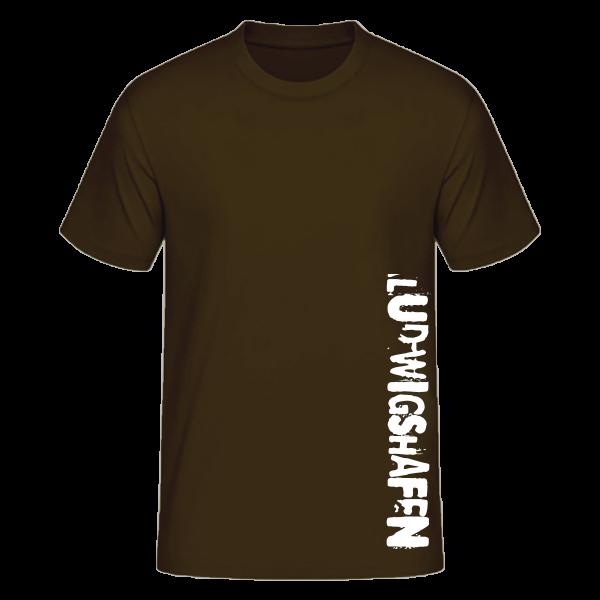 T-Shirt Ludwigshafen (Motiv: Slam)