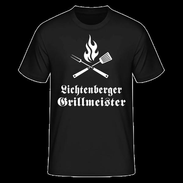 Lichtenberger Grillmeister T-Shirt