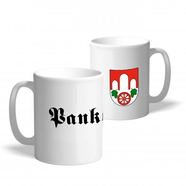 Tasse Wappen: Pankow