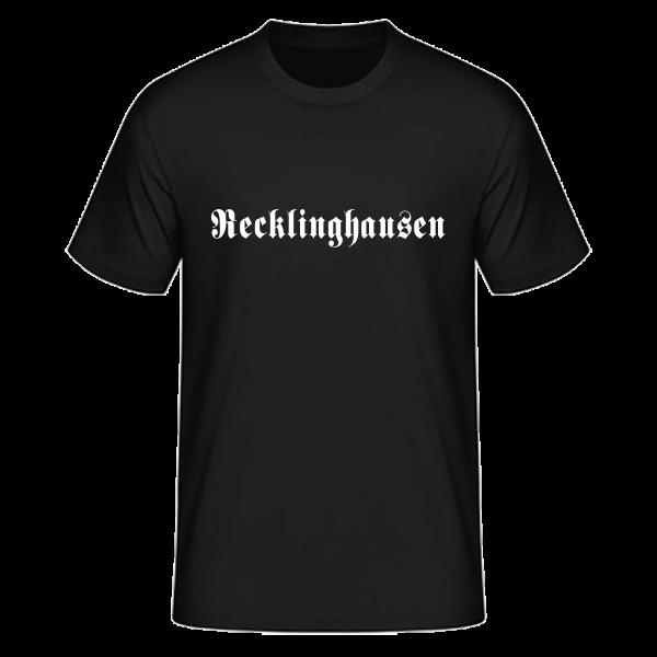 """Unisex T-Shirt Altdeutsch """"Recklinghausen"""""""