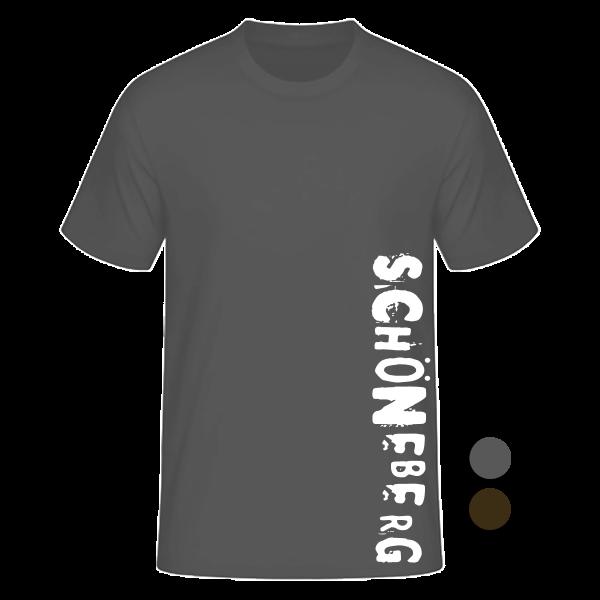 T-Shirt Schöneberg (Motiv: Slam)