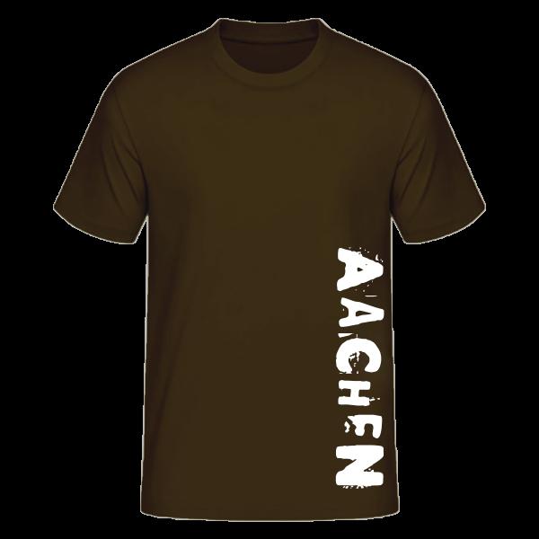 T-Shirt Aachen (Motiv: Slam)