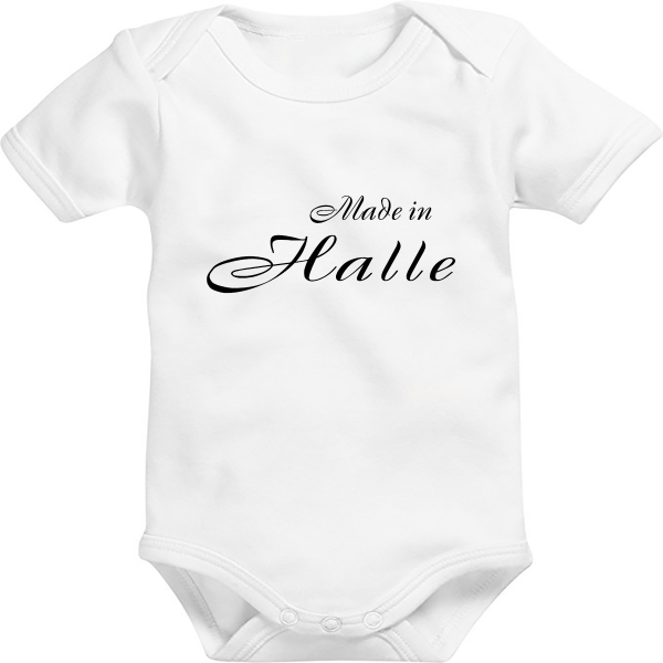 Baby Body: Made in Halle