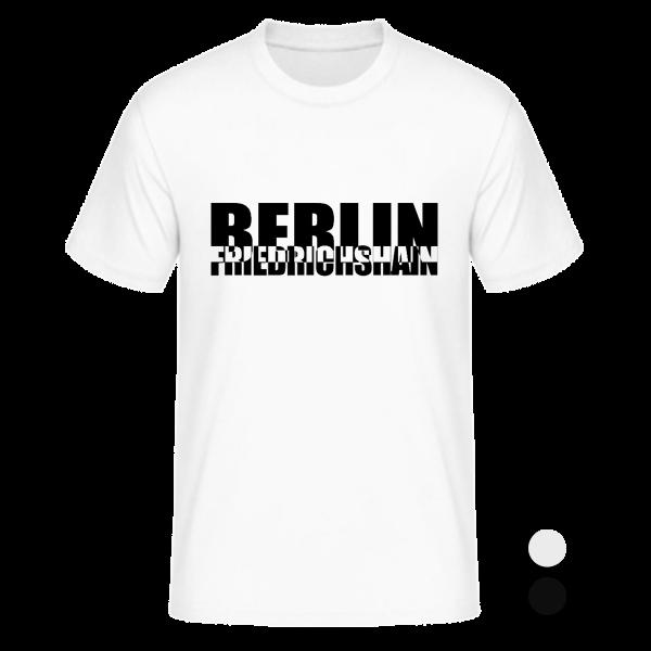 T-Shirt Friedrichshain Schachbrett