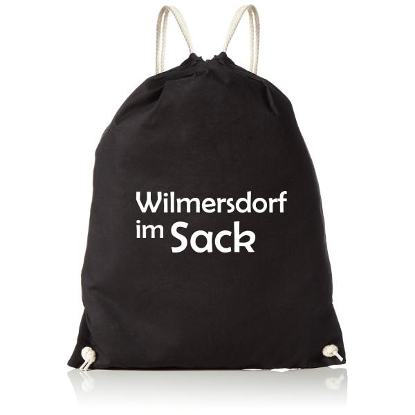 Wilmersdorf im Sack - Sportbeutel