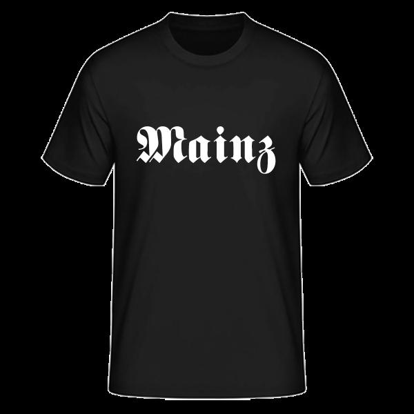 """Unisex T-Shirt Altdeutsch """"Mainz"""""""