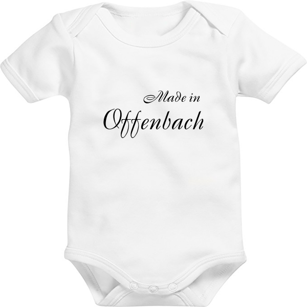 Baby Body: Made in Offenbach