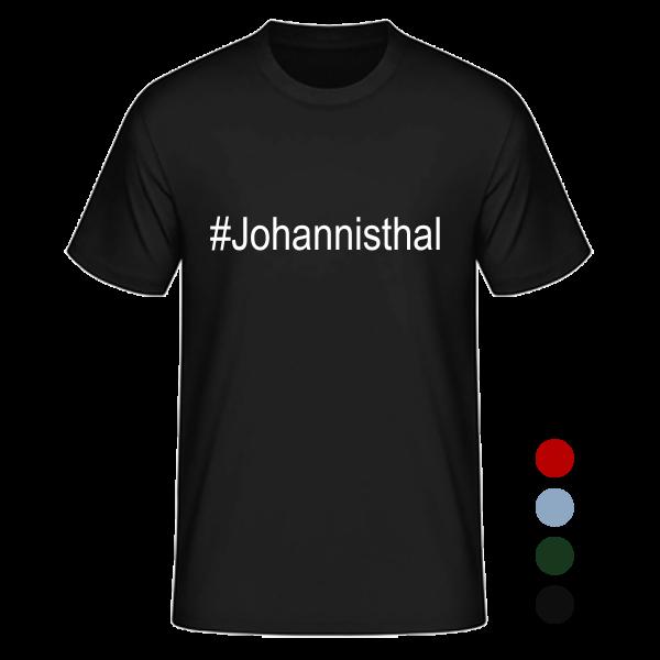 T- Shirt/ Kurzarmshirt #Johannisthal