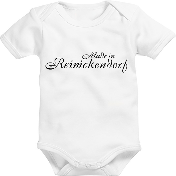 Baby Body: Made in Reinickendorf
