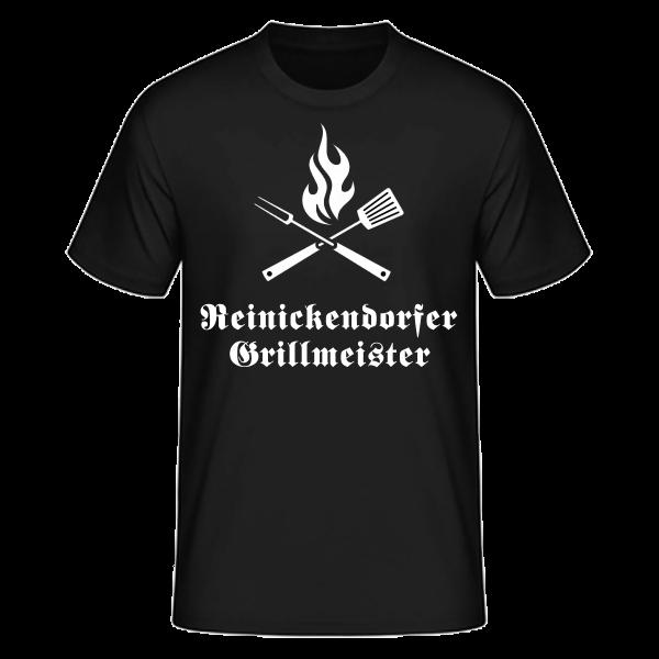 Reinickendorfer Grillmeister T-Shirt