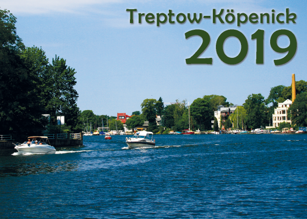 Kalender Treptow-Köpenick 2019
