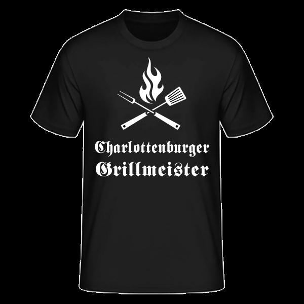 Charlottenburger Grillmeister T-Shirt