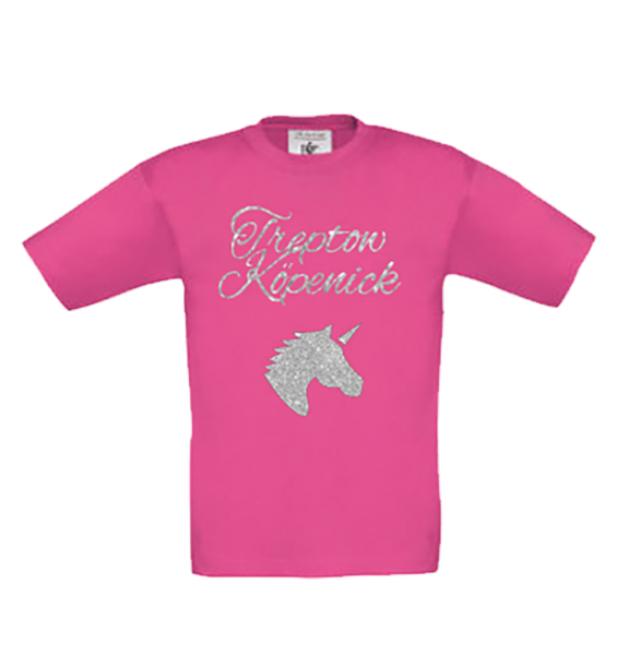 Mädchen T-Shirt Treptow-Köpenick