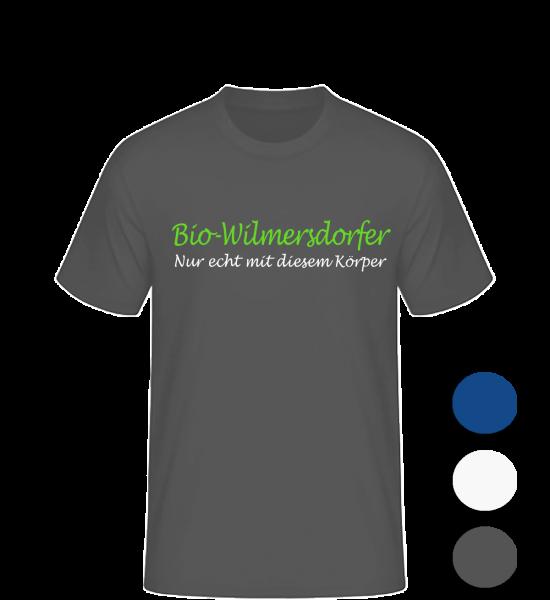 T-Shirt Bio-Wilmersdorfer