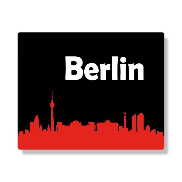 Mousepad Berlin Skyline