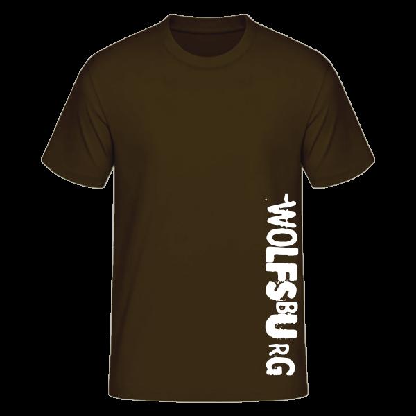 T-Shirt Wolfsburg (Motiv: Slam)