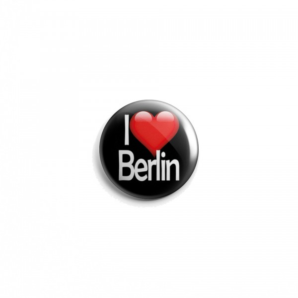 Button I love Berlin