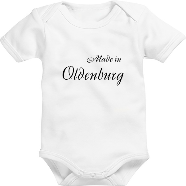 Baby Body: Made in Oldenburg