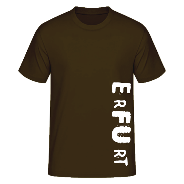 T-Shirt Erfurt (Motiv: Slam)