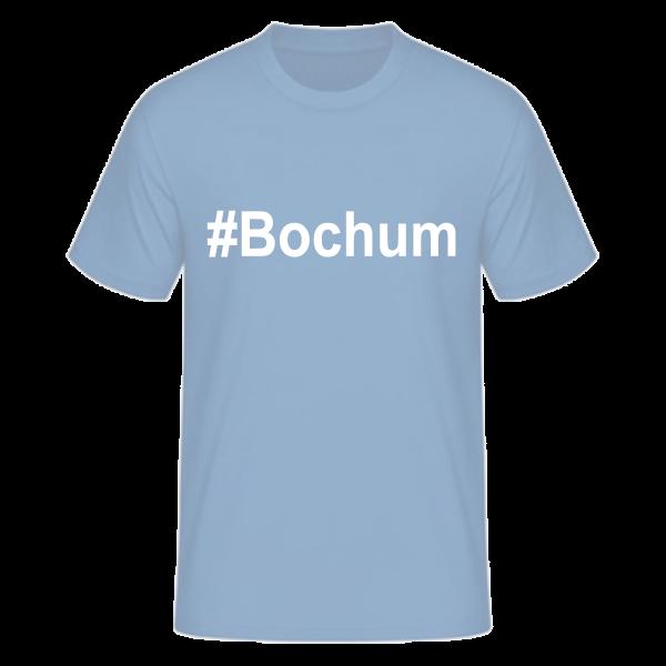 T-Shirt Kurzarmshirt #Bochum