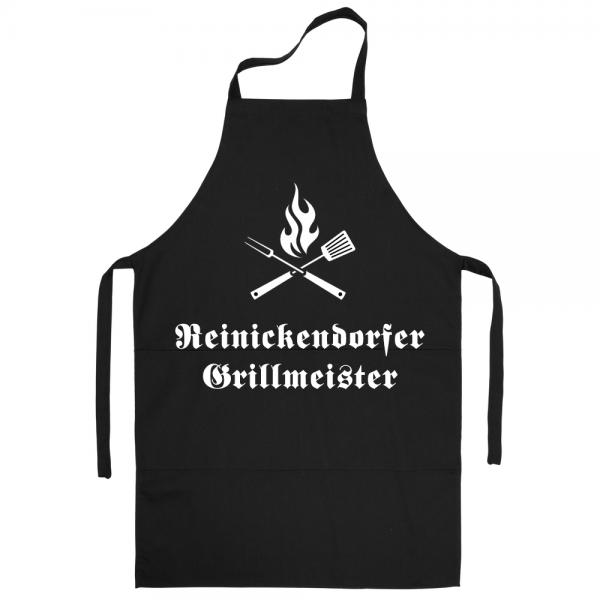 Schürze Reinickendorfer Grillmeister