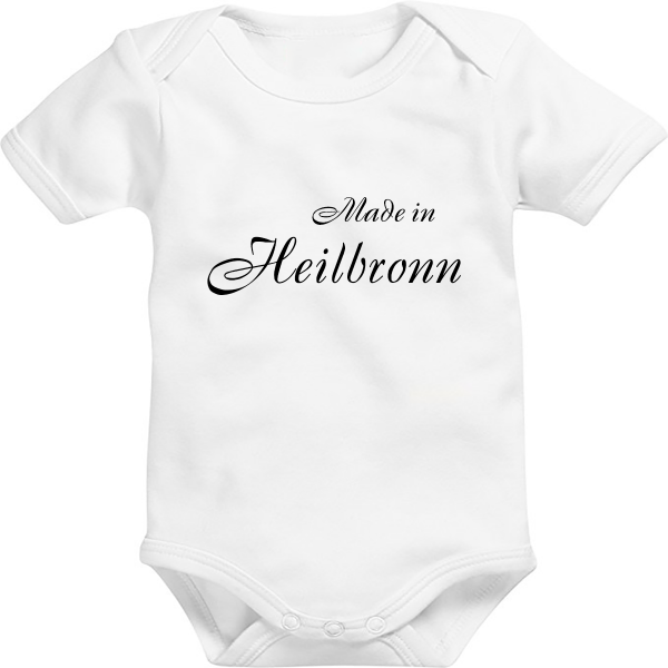 Baby Body: Made in Heilbronn