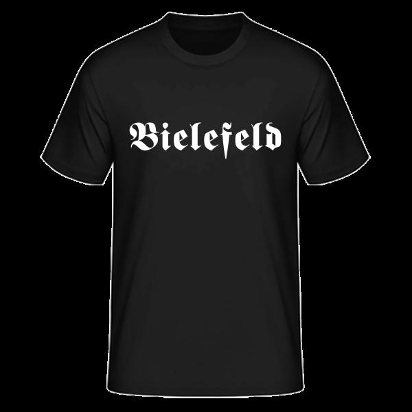 "Unisex T-Shirt Altdeutsch ""Bielefeld"""