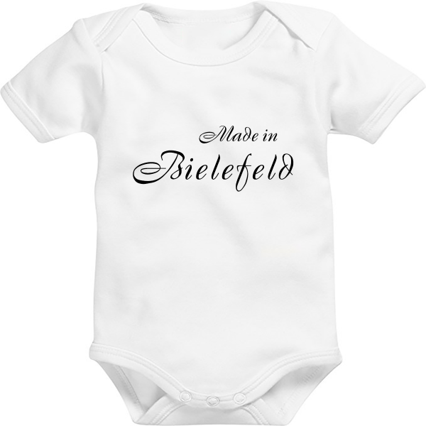 Baby Body: Made in Bielefeld
