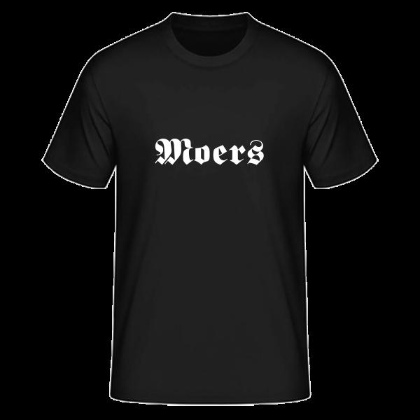 """Unisex T-Shirt Altdeutsch """"Moers"""""""