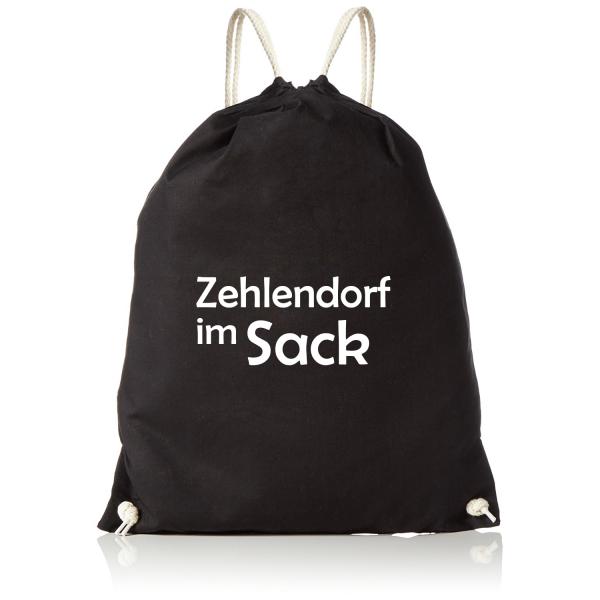 Zehlendorf im Sack - Sportbeutel
