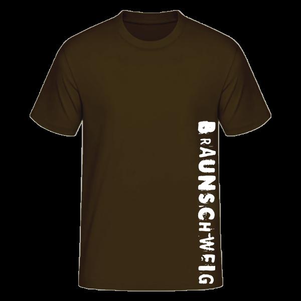 T-Shirt Braunschweig (Motiv: Slam)