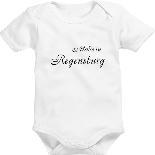 Baby Body: Made in Regensburg