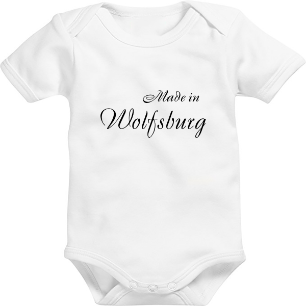 Baby Body: Made in Wolfsburg