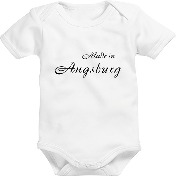 Baby Body: Made in Augsburg