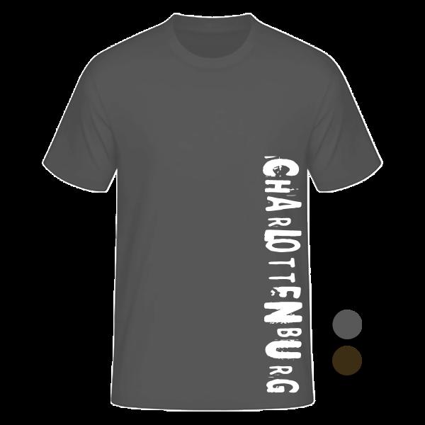 T-Shirt Charlottenburg (Motiv: Slam)