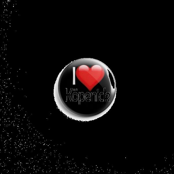 Button I love Köpenick