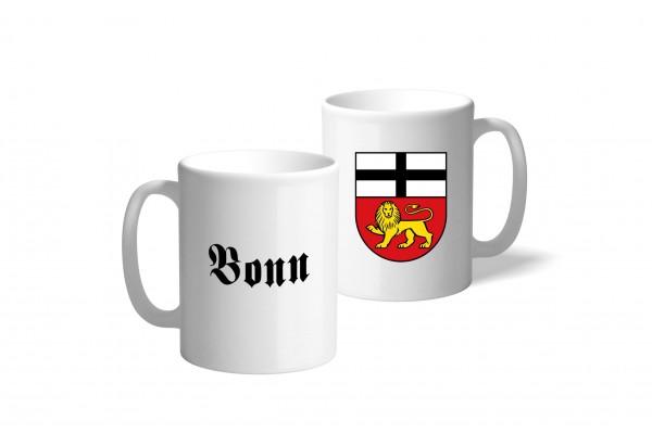 Tasse Wappen: Bonn