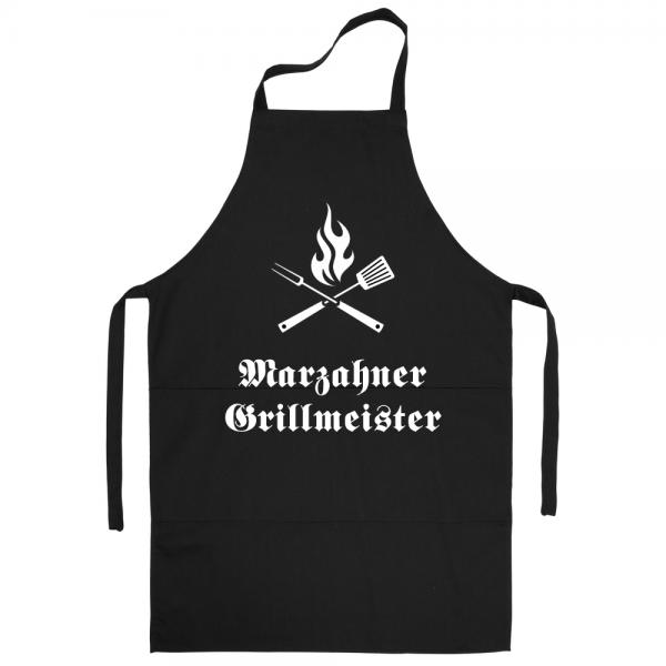 Schürze Marzahner Grillmeister