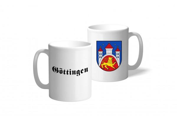 Tasse Wappen: Göttingen