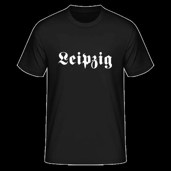 """Unisex T-Shirt Altdeutsch """"Leipzig"""""""