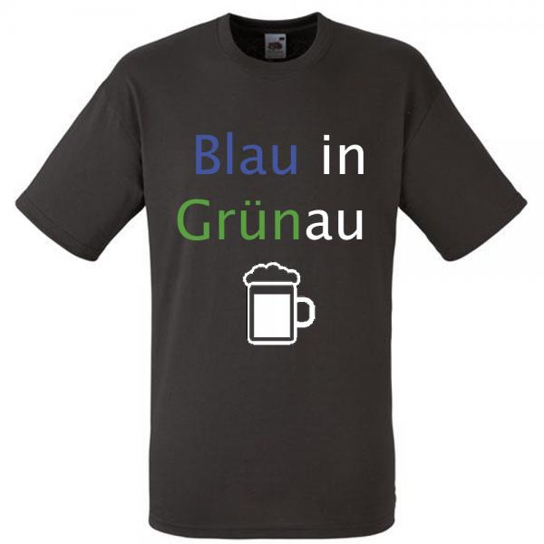 Blau in Grünau