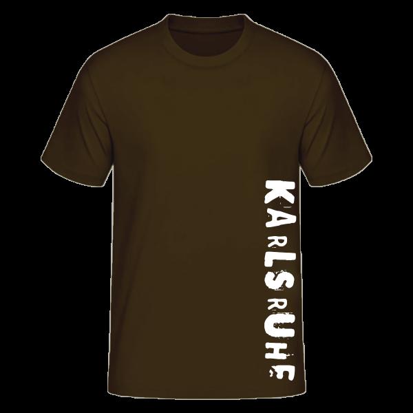 T-Shirt Karlsruhe (Motiv: Slam)