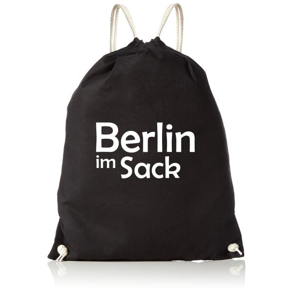 Berlin im Sack - Sportbeutel