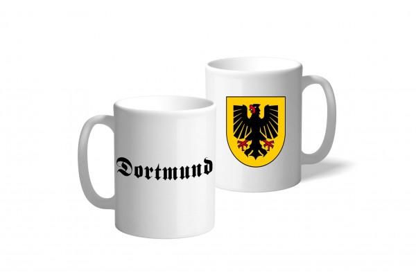 Tasse Wappen: Dortmund