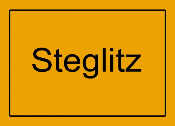 Aufkleber - Ortseingang Steglitz